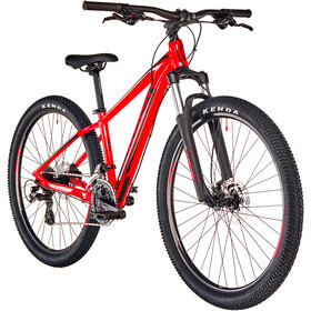 "ORBEA MX XS 50 27,5"" Niños, red-black"